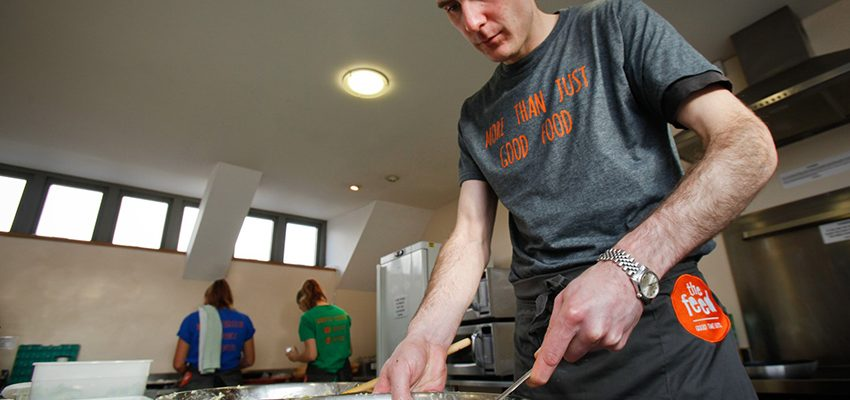 Catering Training in Partnership with The Feed Academy